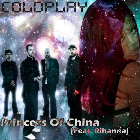 Coldplay feat Rihanna - Princess of China
