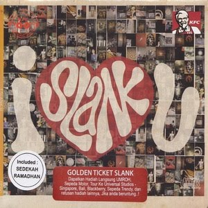 Slank - I Slank U Repackage (Full Album 2012)