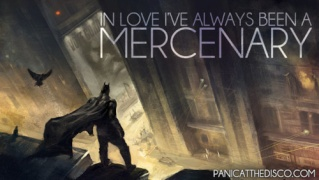 Panic! At The Disco - Mercenary