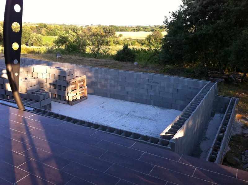 Piscine d bordement autoconstruction - Autoconstruction piscine ...