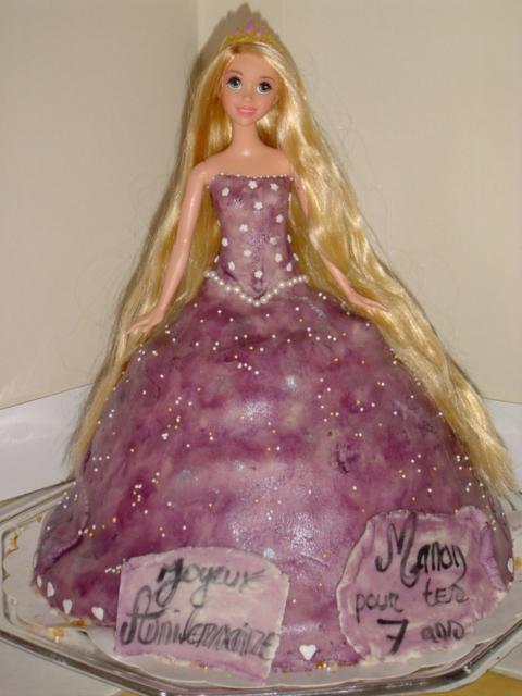 La princesse raiponce page 5 - La princesse raiponce ...