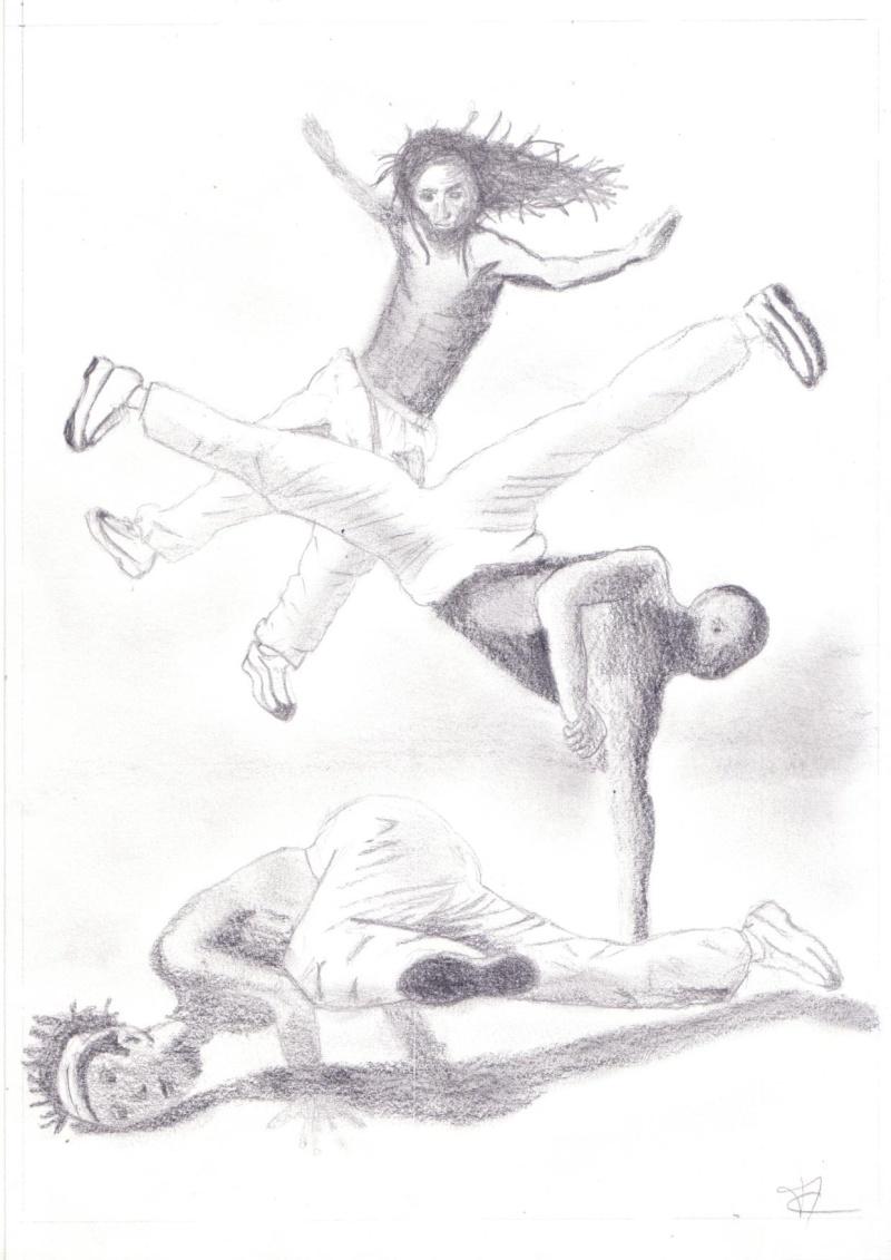 Dessins peinture de cendy page 4 - Coloriage hip hop ...