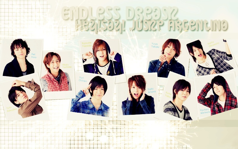 'Endless Dream' ♥ ~ HSJUMP Argentina.