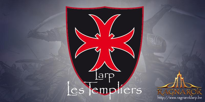 Les Templier (LARP Belgium)