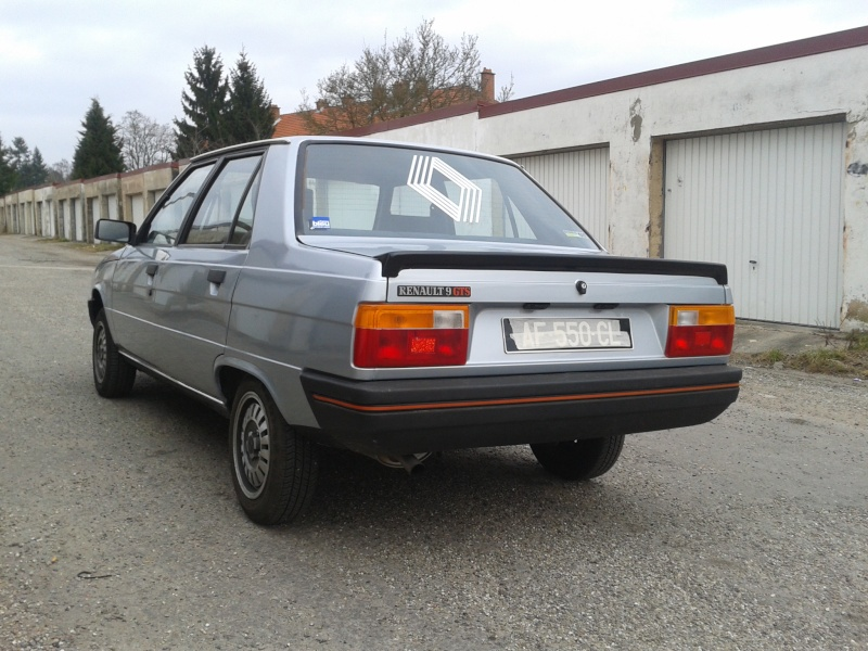1982 Renault 9 Gts Related Infomationspecifications Weili