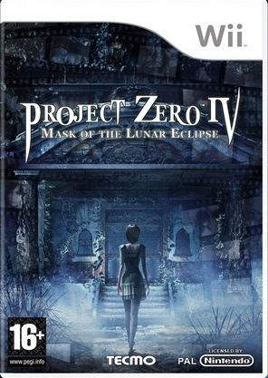 Wii Project Zero 4 Mask Of The Lunar Eclipse Fr Ntsc
