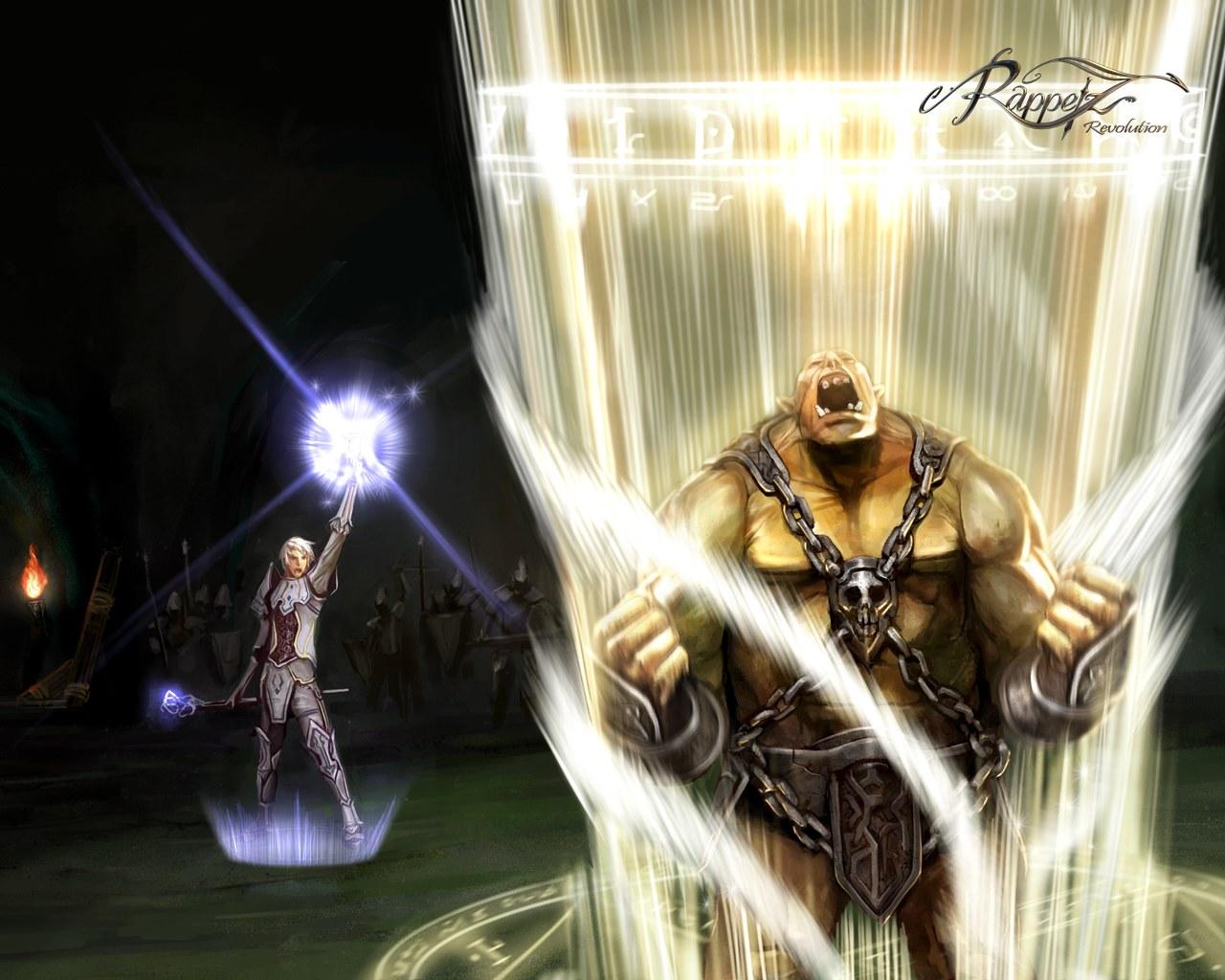Requiem Rappelz Pserver