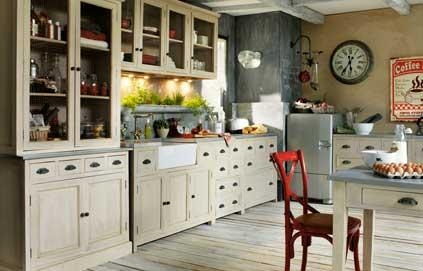 la maison de lilly commen ons par la cuisine. Black Bedroom Furniture Sets. Home Design Ideas