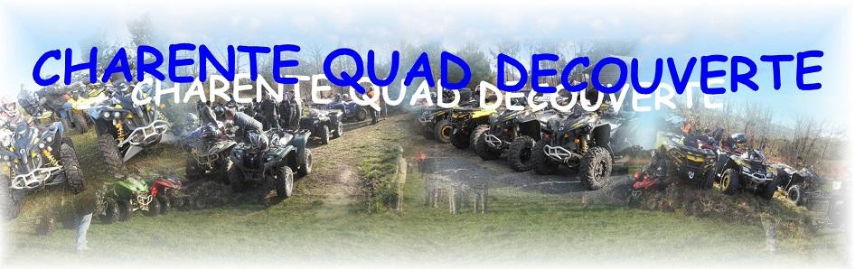Charente Quad Découverte