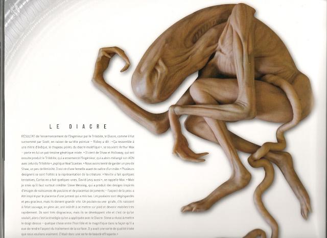 Prometheus - Xenomorph Born