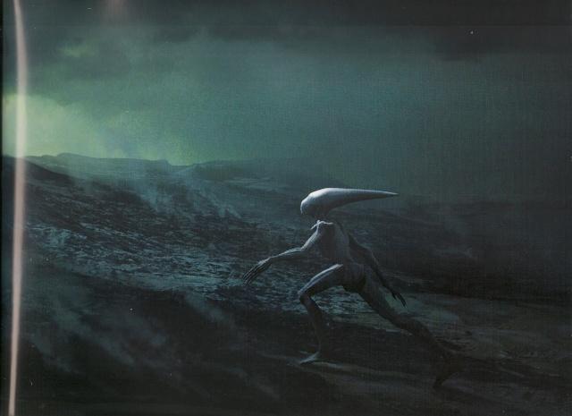 Prometheus - Alien Concept