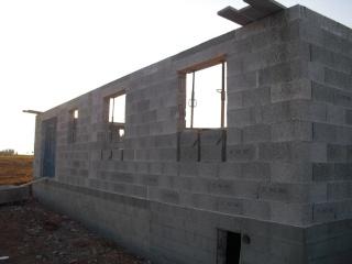 Construction en famille et en pierre ponce - Maison en pierre ponce ...