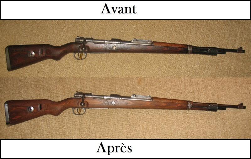 Comment Restaurer Fusil De Chasse