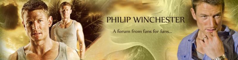 Philip Winchester Fans