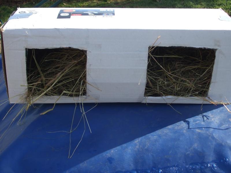 Nids fabrication maison for Fabrication maison