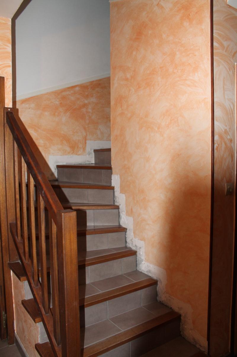 Petitelune a besoin d 39 aide - Montee d escalier peinture ...