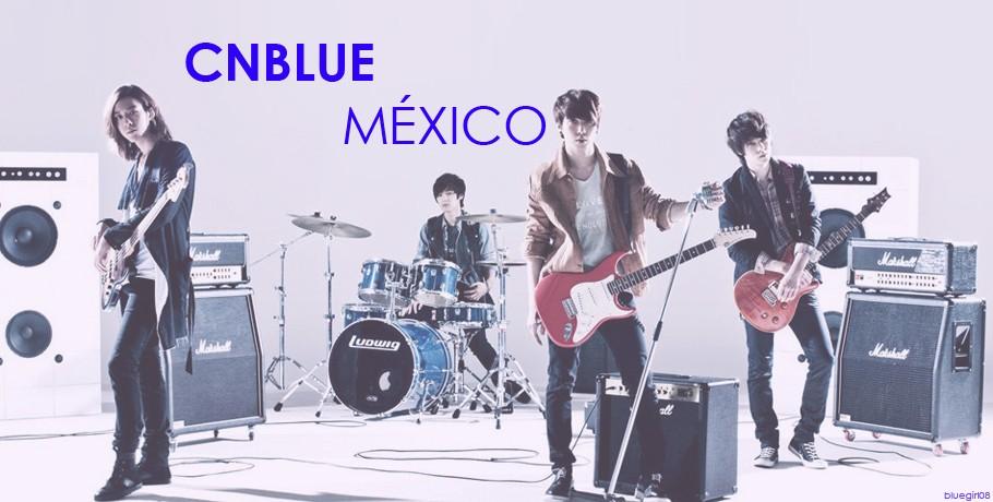 CNBLUE México