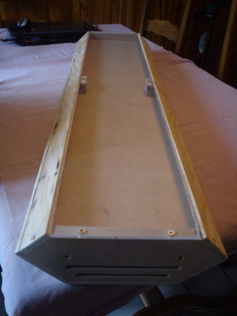 fabrication rampe d 39 clairage t5. Black Bedroom Furniture Sets. Home Design Ideas
