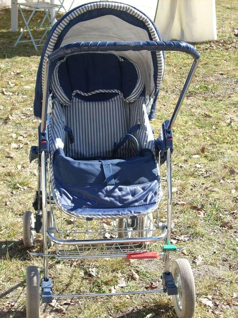 Achat poussette bébé confort turbo 02