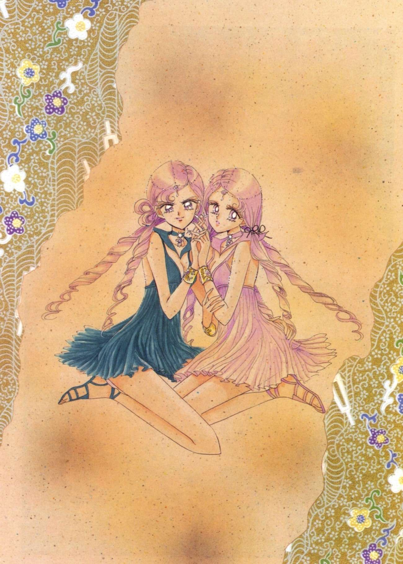 continuity sailor lethe and sailor mnemosyne appeared only in theSailor Lethe And Sailor Mnemosyne