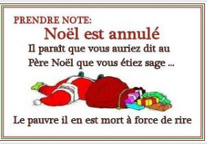 humour pauvre p re noel. Black Bedroom Furniture Sets. Home Design Ideas
