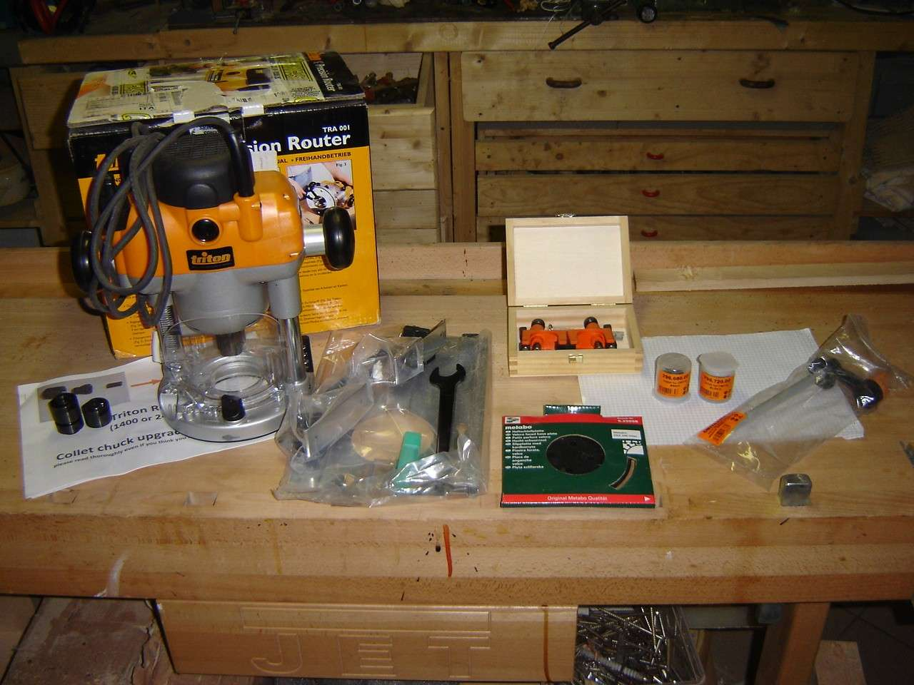 Fresatrice per legno usata - Vendo casa prefabbricata usata ...
