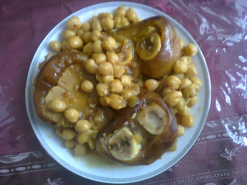 cuisine marocaine kor3ine