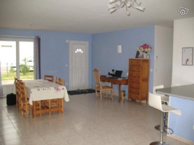 Besoin de vos id e pour les peintures mon salon salle a - Idee peinture salon salle a manger ...