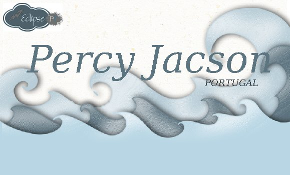 Percy Jackson Portugal