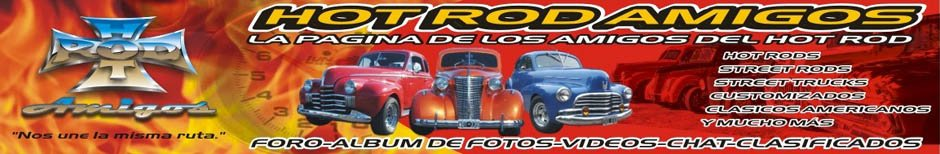hot rod amigos