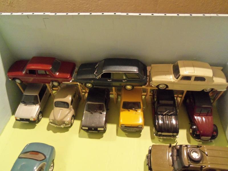 Projet d 39 un garage automobile au 1 43 for Fonctionnement d un garage automobile