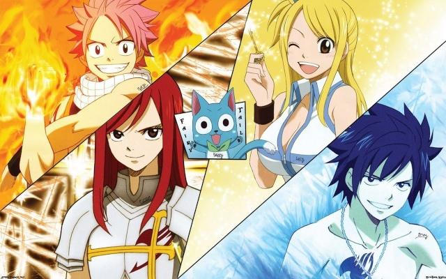 Fairy Tail X