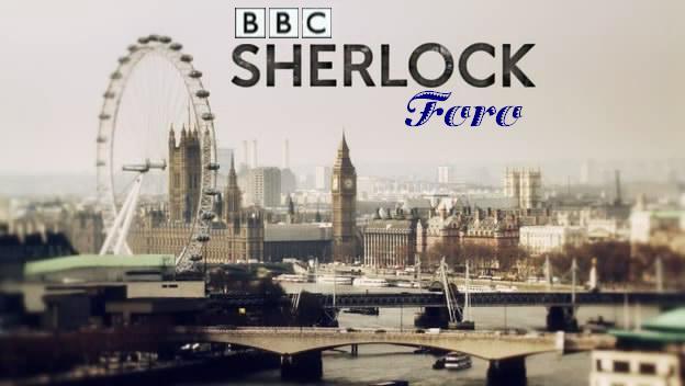 Sherlock BBC