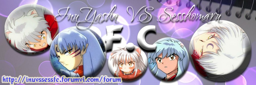 InuYasha and Sesshomaru Fan Club