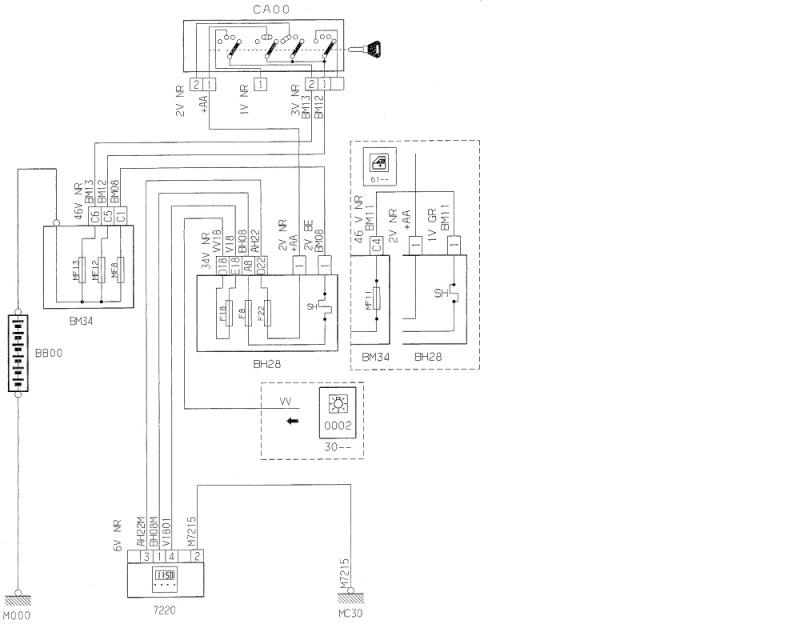 peugeot 206 1 4 ess an 2001 r initialisation date et. Black Bedroom Furniture Sets. Home Design Ideas