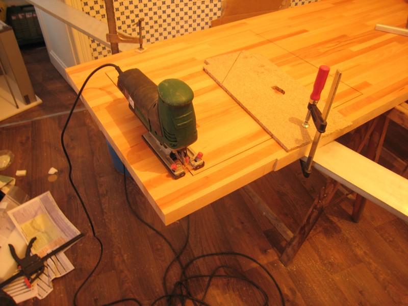 plans de travail de cuisine. Black Bedroom Furniture Sets. Home Design Ideas
