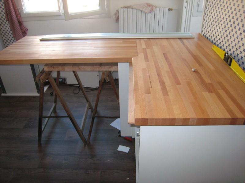 Plans de travail de cuisine for Plan de travail d angle pour cuisine