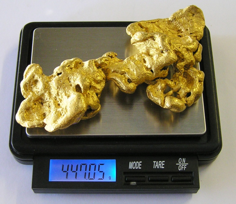 Minelab GPX 4500 Golddetektor