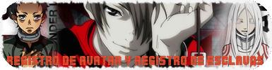 Registro de Avatar y Registro de esclavos