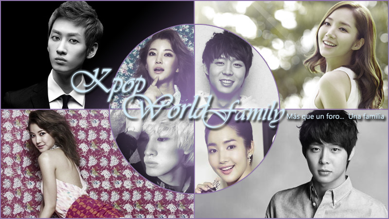 kpop world family