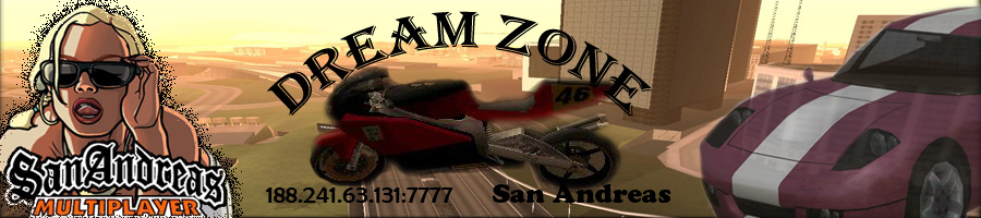 Dream Zone RPG SAMP