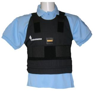 Casier wattier for Housse gilet pare balle gendarmerie