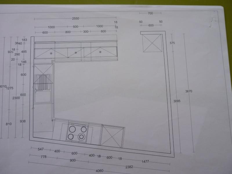 Decoupe plan de travail pour plaque induction for Plan de travail plaque cuisson