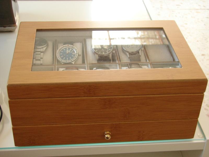 sujet unique crin bo te ou coffret pour ranger les montres page 7. Black Bedroom Furniture Sets. Home Design Ideas