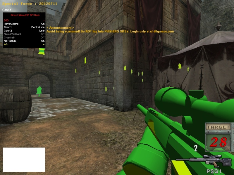 download wall hack point blank